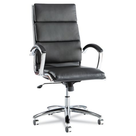 Shown in Black Bonded Leather