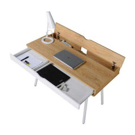 45 Quot Modern Computer Desk By Techni Mobili