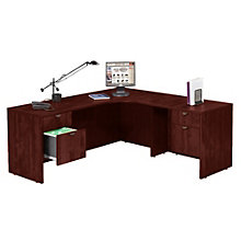 "Right Return Corner L Desk - 71""W, 8801956"