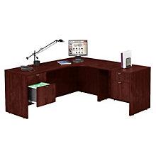 "Right Return Corner L Desk - 71""W, 8801956"