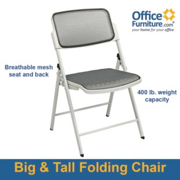 Surprising Proline Deluxe Folding Chair In Mesh Set Of 2 Ocoug Best Dining Table And Chair Ideas Images Ocougorg