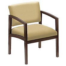 Lenox Oversized Guest Chair in Fabric, 8825872
