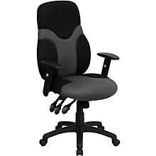Roosevelt Ergonomic Task Chair in Mesh Fabric, 8803021