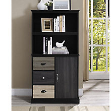 Blackburn Collection Mixed Front Bookcase, 8803950