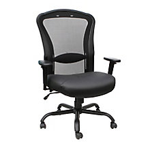 Prominence Big and Tall Chair with Mesh Back, 8807021