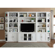 Large Library/Office Entertainment Wall, 8827494