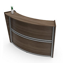 "Curved Reception Station - 69.5""W x 33.5""D, 8827520"