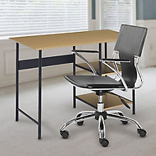 Modern Office Desk and Chair Set, 8828799