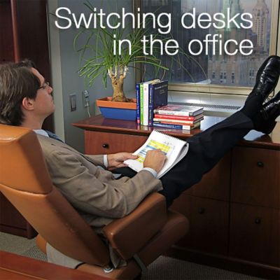 How to Move to a New Desk Painlessly