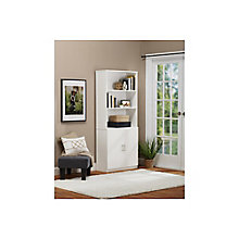 "Moberly Bookcase with Doors -29""W, 8822161"
