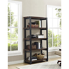 "Castling 4-Shelf Bookcase - 35""W, 8822165"
