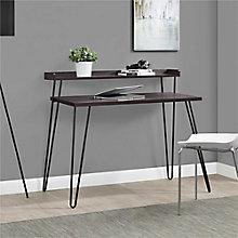 Retro Desk with Riser, 8822186