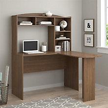 L Desk w/Hutch, 8822200