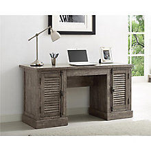 Double Pedestal Desk, 8822190
