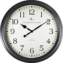 "Oversized Wall Clock with Whisper Technology - 20"", 8813470"