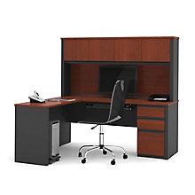 L-Workstation w/Pedestal, 8813023