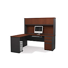 L-Workstation w/Pedestal, 8813024