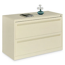 "Ogden 42""W Two Drawer Lateral File, 8827766"