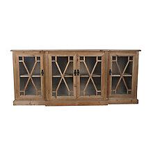 Four Door Cabinet, 8808258
