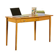 "Shaker Solid Wood Desk with Right Wedge - 56""W, 8824025"