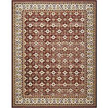 "Persian Ornamental 7'10"" x 10', 8820167"