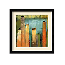 Framed Art Print- Project 6 Number 1 by KC Woolf, 8801435