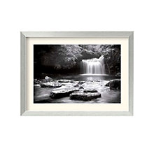 Framed Photography Print- West Burton Falls by Rod Edwards, 8801438