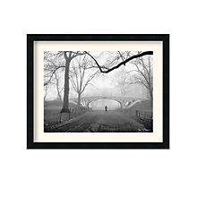 Framed Photography Print- Gothic Bridge by Henri Silberman, 8801439