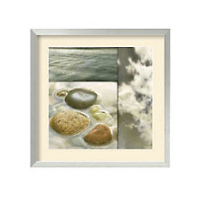 Framed Art Print- Zen Elements II by Donna Geissler, 8801449