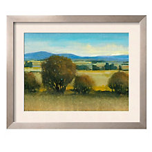 "Framed 33"" x 27"" Verdant Meadow Print by Tim O'Toole, ARS-10314"