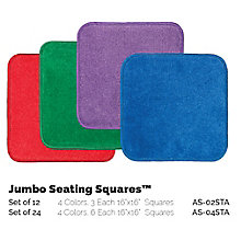 Jumbo Seating Sqs, Set 24, 8823058
