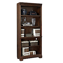 "Westley Five Shelf Bookcase - 75.5""H, 8813928"