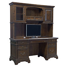 "Oakdale Credenza and Hutch - 66""W, 8803654"
