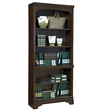 "Oakdale Five Shelf Bookcase - 77.5""H, 8803568"