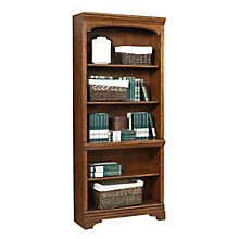 "Highland Five Shelf Bookcase - 77.5""H, 8803582"
