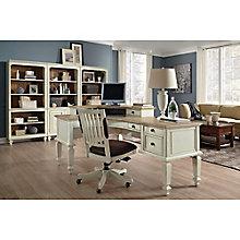 Coronado Complete Curved L-Desk Set, 8804900