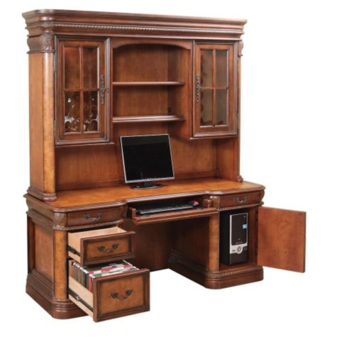 Shown with drawers open