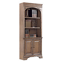 "Valenica Bookcase with Doors - 78""H, 8813964"