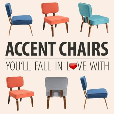 Accent Chairs You'll Fall In Love With