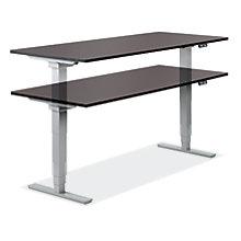 "Deluxe Electric Adjustable Height Desk - 48""W x 30""D, 8822591"