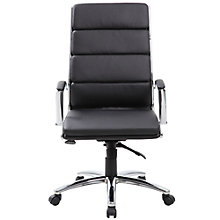 Crofton Task Chair in Faux Leather, 8803482