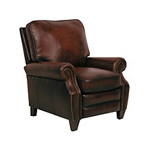 Barcalounger Briarwood II Leather Recliner, BAA-7-4490