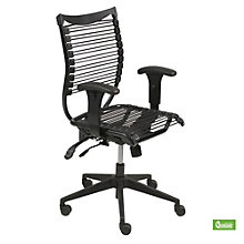 Seatflex Bungee Managerial Chair , BAL-11186