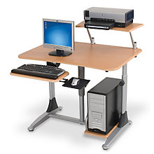 Adjustable Height Ergonomic Workstation, BAL-82493