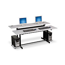 "Split Level Training Table - 72""W, BAL-83080"