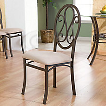 Lucianna Chairs 4pc Set , 8821146