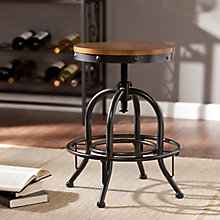 Industrial Adjustable Stool, 8822011