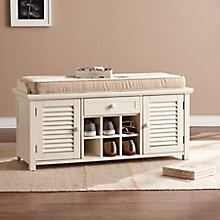 Shoe Storage Bench , 8820489