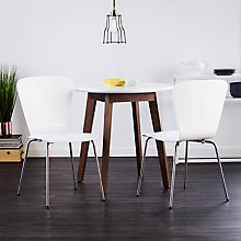 Cadby 2pc Bentwood Side Chairs, 8820813