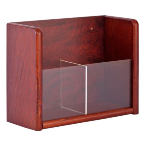 Shown in Mahogany